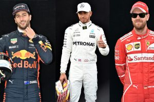 F1 2017 season: Drivers that will sizzle on the track