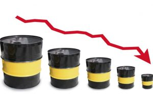 Indian basket of crude oils goes below $50 per barrel