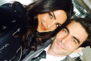 Priyanka welcomes Kortajarena to cast of 'Quantico'
