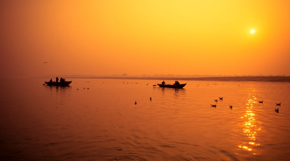 Ganges, travel