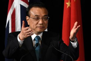 'Beijing not seeking to militarise South China Sea'