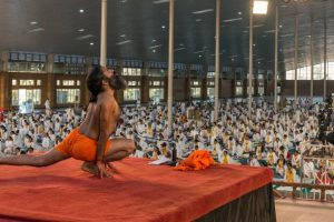 Ramdev playing crucial role in wider acceptance of ayurveda: Modi