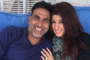 We're a great team: Twinkle on marriage with Akshay