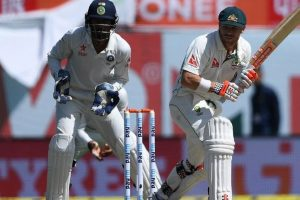 Dharamsala Test, Day 1: Australia 131/1 at lunch