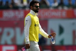 Australian coach disappointed with Virat Kohli's no-longer-friends comment