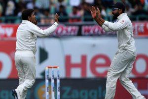 Dharamsala Test, Day 1: Kuldeep's 4/68 helps India dismiss Australia for 300