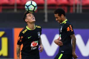 Brazil still have scope of improvement: Philippe Coutinho