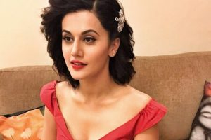 Proud to witness, be part of new age Indian cinema: Taapsee Pannu