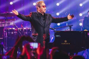 Near death experience caused Elton John to retire