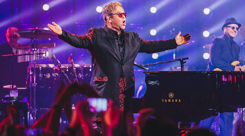Elton John, Musician, Retirement