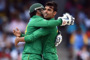 Shadab Khan stars on debut as Pakistan ease past Windies