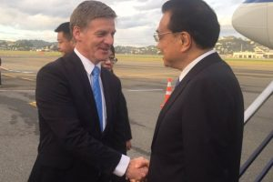 New Zealand, China to update free trade agreement
