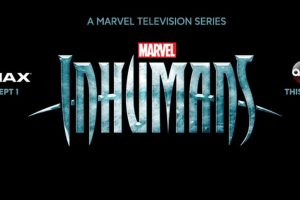 'Marvel's Inhumans' debuts official logo