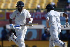 India vs Australia 4th Test Day 3: Vijay, Rahul cruise with India 87 runs away from victory