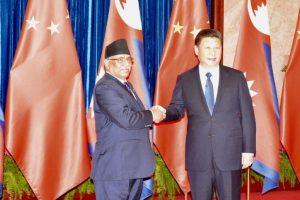 China promises $1 mn for Nepal polls during Xi-Prachanda meet