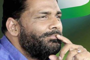Madepura MP Pappu Yadav arrested