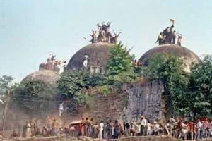 Talk-time on Ayodhya?