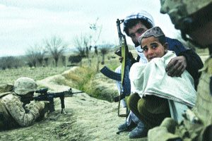 What fall of Sangin means
