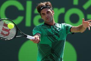 Miami Open: Roger Federer swats aside Juan Martin del Potro