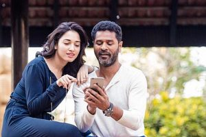 Prabhudheva, Tamannah Bhatia starrer gets international filmography