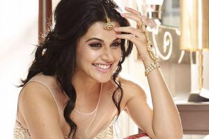 Dancing has been my first love: Taapsee