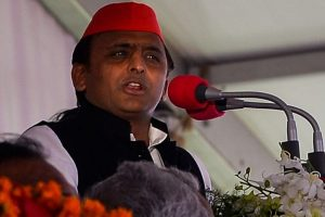 Adityanath government failed to maintain law and order: Akhilesh