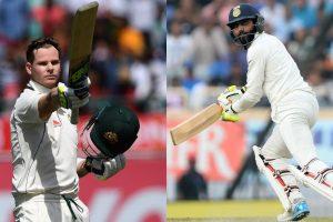 Combined XI from India vs Australia Border-Gavaskar Trophy