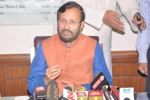 Javadekar slams  'sexist' content in textbook