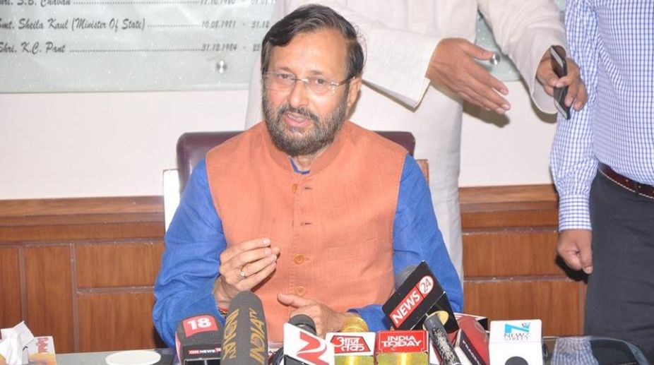 Javadekar for action over sexist content in CBSE book