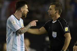 Lionel Messi banned for 4 games after foul-mouthed rant