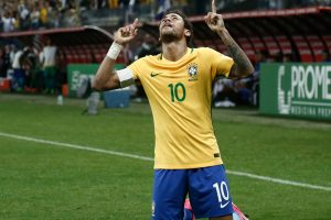 Brazil thump Paraguay in World Cup qualifier