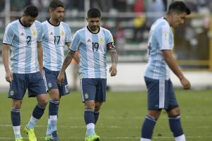 World Cup qualifiers: Sans-Messi Argentina humbled by Bolivia