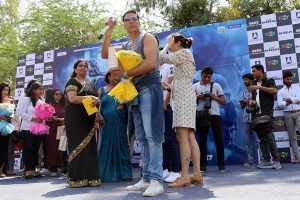 Team 'Naam Shabana' spreading smiles and power to women!