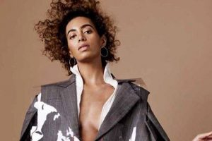 Solange praises mother as soul of the family