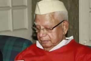 Ex Uttar Pradesh CM ND Tiwari hospitalised due to infection
