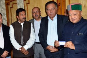 Himachal Pradesh CM launches digital ration cards
