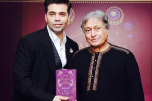 Ustad Amjad Ali Khan pens down memories of 12-music maestros