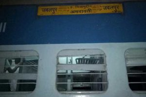 Mahakaushal Express derails in UP; over 40 passengers injured