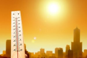 Jammu scorches at 45.1, season's highest
