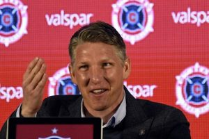Bastian Schweinsteiger eager to start MLS career