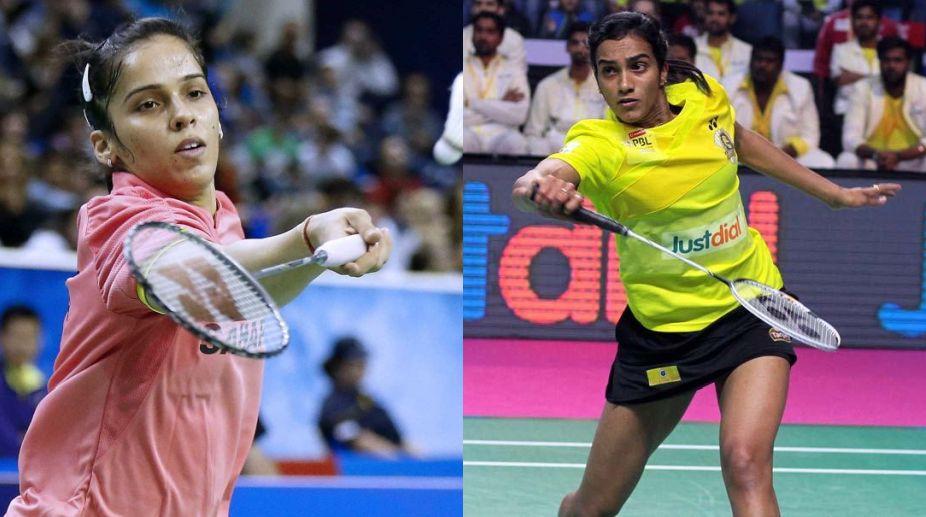Saina, Sindhu, Srikanth, French Open, Ashwini Ponnappa, Sai Praneeth