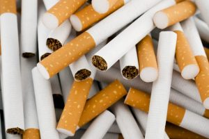 High taxation urged on illegal cigarettes