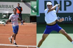 Davis Cup: Herbert, Monfils out of France squad ahead of Britain clash