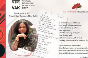 Delhi to host country's first poetry biennale