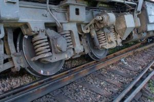 Train engine derails at Chennai railway station, no casualty reported