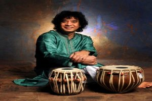 Book to chronicle life of Tabla maestro Zakir Hussain