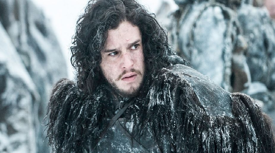 George R R Martin confirms a Jon Snow theory | See video
