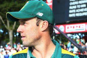 AB de Villiers steps down as South Africa's ODI captain