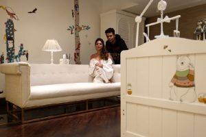 Gauri Khan gets creative for Karan Johar's twins!