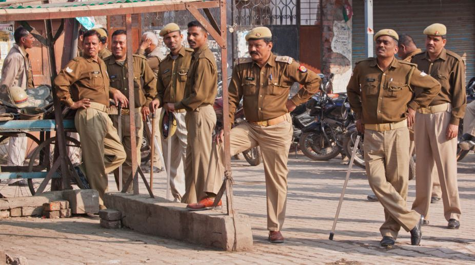 Police in Rajsamand
